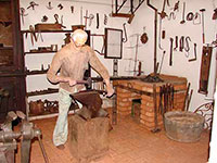 Imagens do Museu Histório e Geográfico de Monte Sião