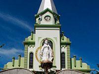 Imagens do Santuário Nossa Senhora da Medalha Milagrosa